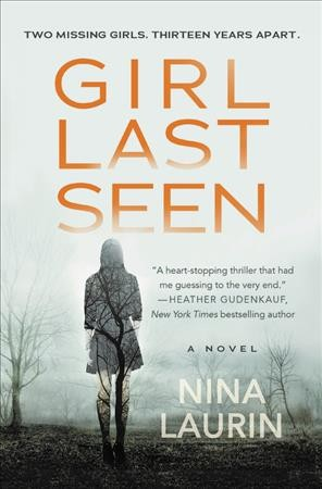 Girl Last Seen: A gripping psychological thriller with a shocking twist cover