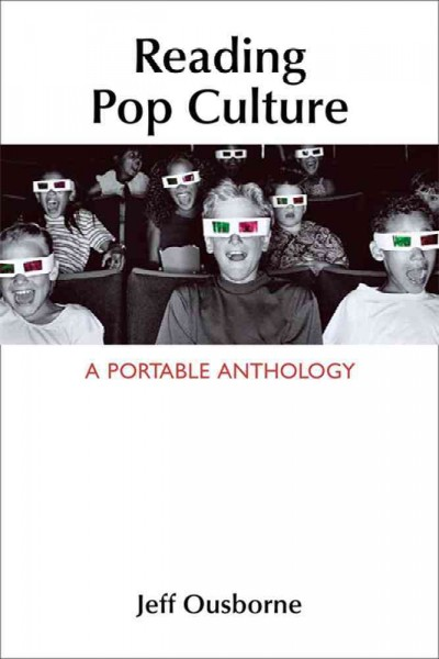 Reading Pop Culture: A Portable Anthology cover