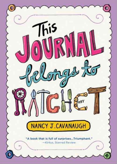 This Journal Belongs to Ratchet cover