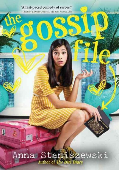 The Gossip File (The Dirt Diary) cover