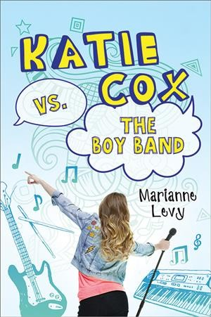 Katie Cox vs. the Boy Band cover