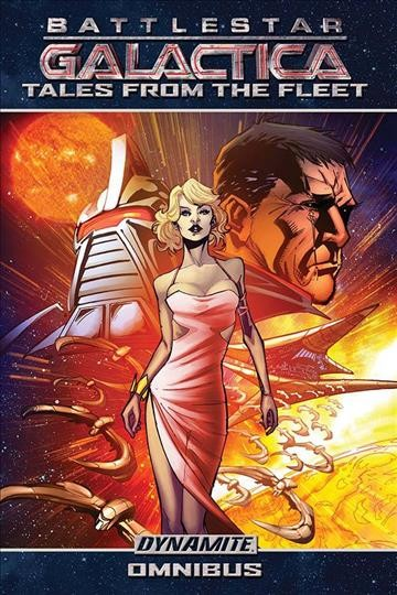 Battlestar Galactica: Tales from the Fleet Omnibus cover