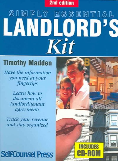 Simply Essential Landlord's Kit cover