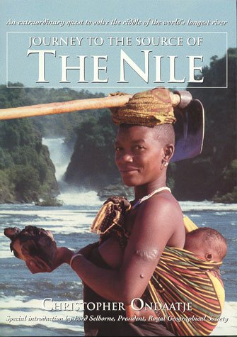 Journey to the Source of the Nile cover