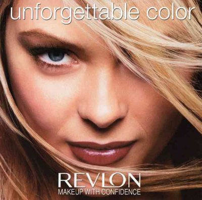 Unforgettable Color: Revlon Makeup with Confidence cover
