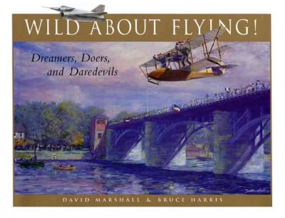 Wild About Flying: The Dreamers, Doers and Daredevils cover