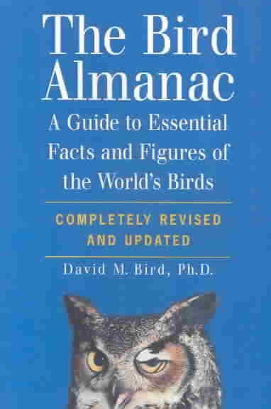 The Bird Almanac: A Guide to Essential Facts and Figures of the World's Birds cover