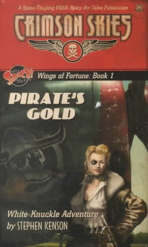 Pirate's Gold (Wings of Fortune) cover
