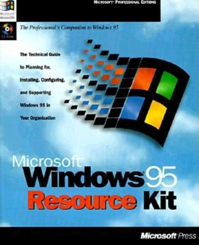 MS Windows 95 Resource Kit (Microsoft Professional Editions) cover