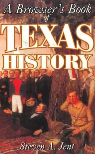 Browser's Book of Texas History cover