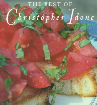 The Best of Christopher Idone (Great Chef) cover
