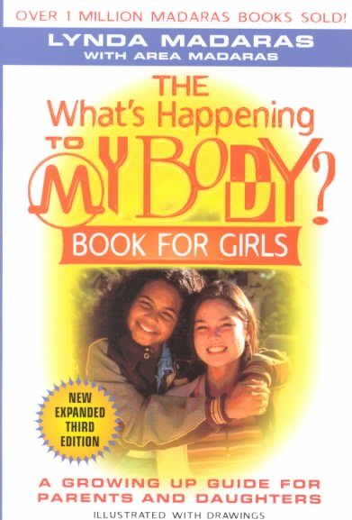 What's Happening to My Body? Book for Girls: A Growing-Up Guide for Parents and Daughters cover