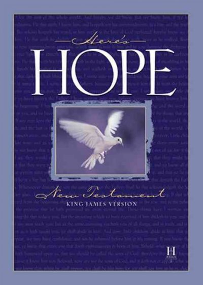 Here's Hope: New Testament (King James Version)