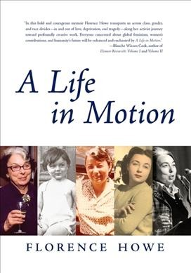 A Life in Motion: A Memoir (Jewish Women Writers) cover
