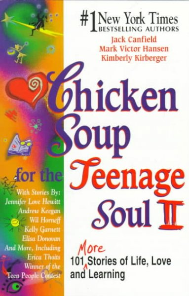 Chicken Soup for the Teenage Soul II cover