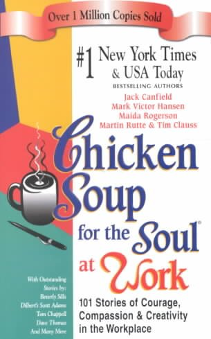 Chicken Soup for the Soul at Work cover