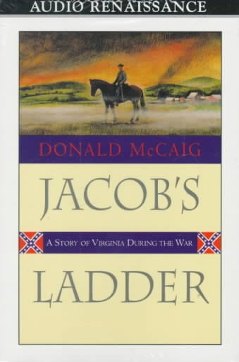Jacob's Ladder: A Story of Virginia During the Civil War cover