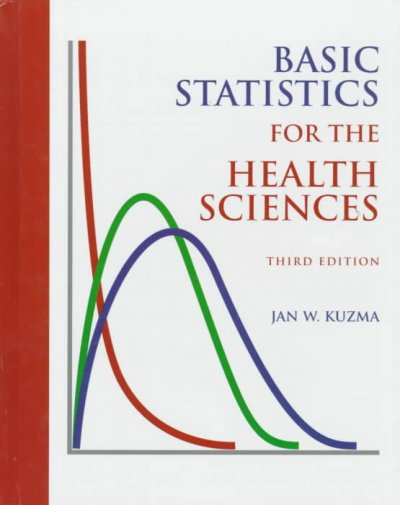 Basic Statistics For Health Science cover