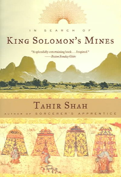 In Search of King Solomon's Mines cover