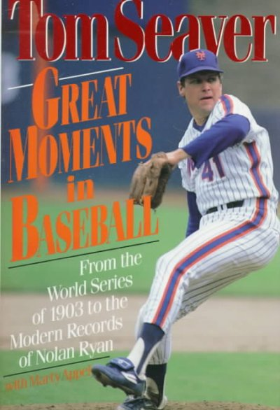 Great Moments in Baseball cover