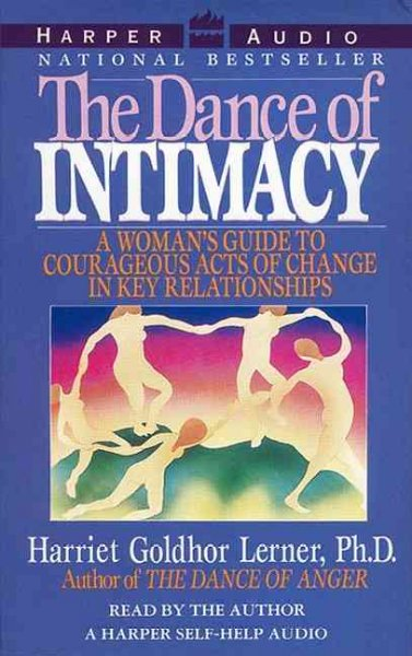 Dance of Intimacy cover