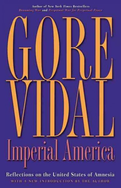 Imperial America cover