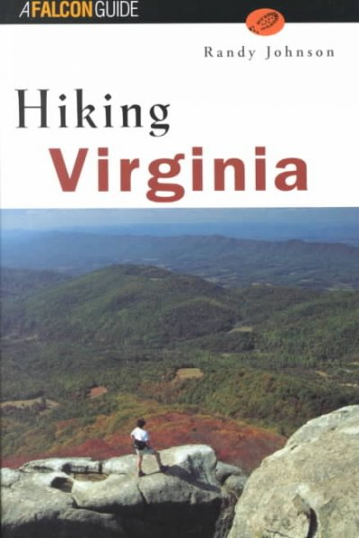 Hiking Virginia (State Hiking Series) cover
