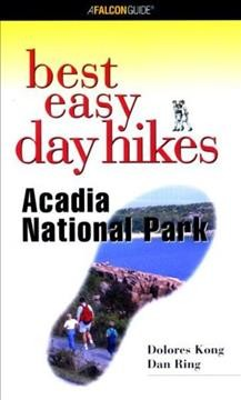 Best Easy Day Hikes: Acadia National Park cover