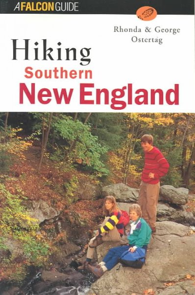 Hiking Southern New England (Regional Hiking Series) cover
