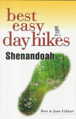 Best Easy Day Hikes Shenandoah (Best Easy Day Hikes Series) cover