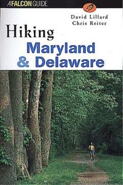 Hiking Maryland and Delaware (State Hiking Series) cover