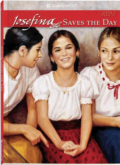 Josefina Saves The Day (American Girl Collection) cover
