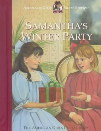 Samantha's Winter Party (American Girl Collection) cover