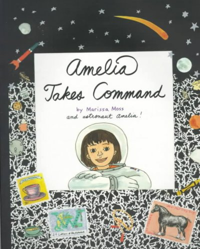 Amelia Takes Command (Amelia (American Girl Paperback)) cover
