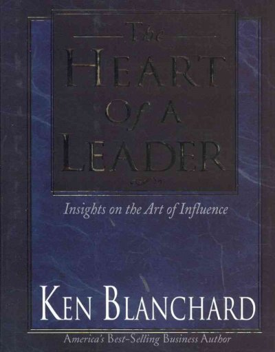 The Heart of a Leader cover