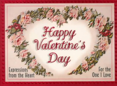 Happy Valentine's Day: Expressions of Love for the One I Cherish cover