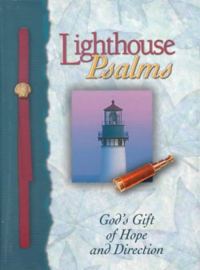 Lighthouse Psalms: God's Gift of Hope and Direction cover