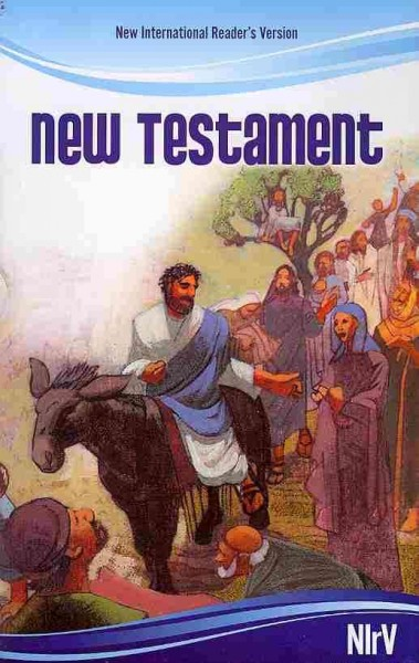 NIrV Children's New Testament cover