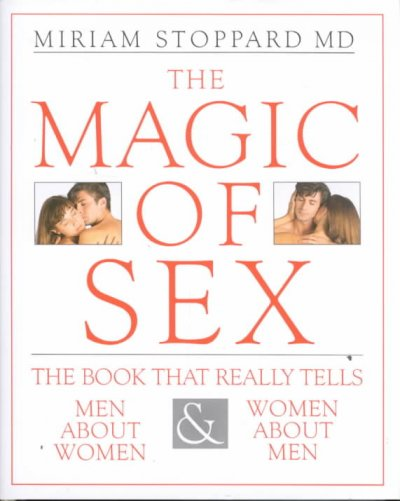 The Magic of Sex cover