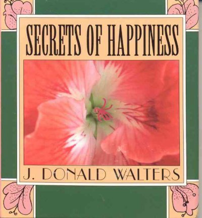 Secrets of Happiness (Secrets Gift Books) cover