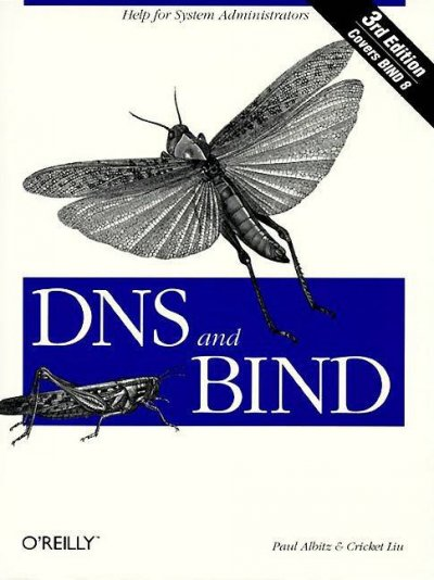 DNS and BIND cover