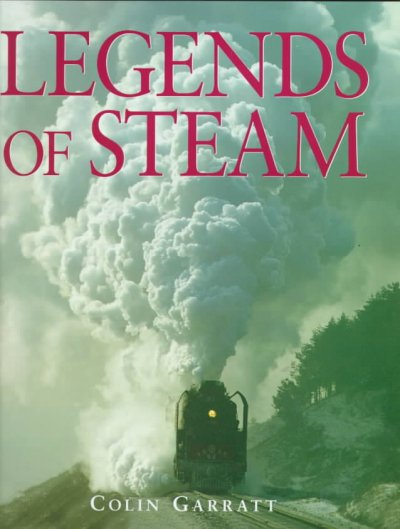 Legends of Steam cover