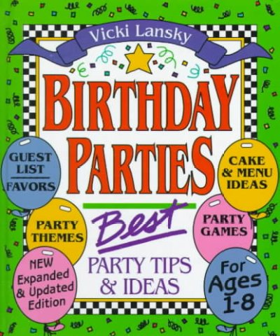 Birthday Parties cover