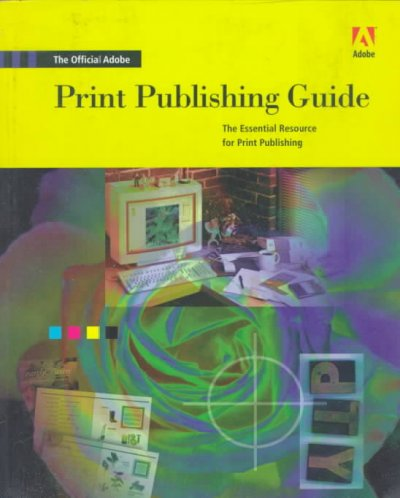 Official Adobe Print Publishing Guide cover