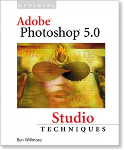 Official Adobe Photoshop 5.0: Studio Techniques cover
