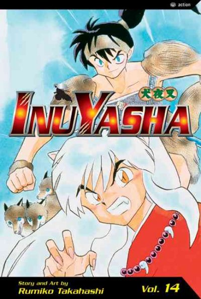 InuYasha, Vol. 14 cover