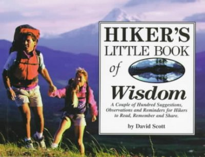 Hiker's Little Book of Wisdom cover