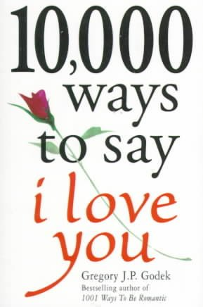 10,000 Ways to Say I Love You cover