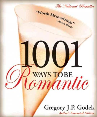 1001 Ways to Be Romantic: Author's Annotated Edition cover