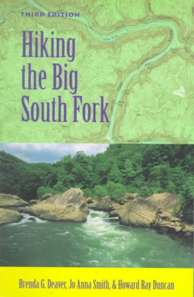 Hiking the Big South Fork cover